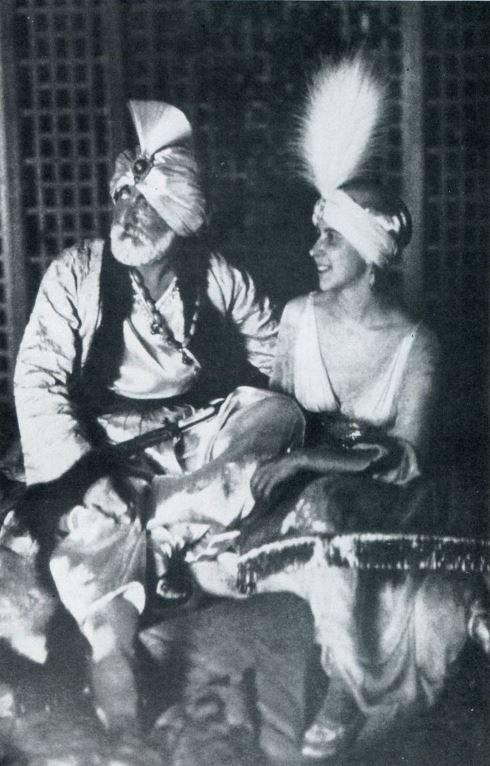 Paul & Denise Poiret