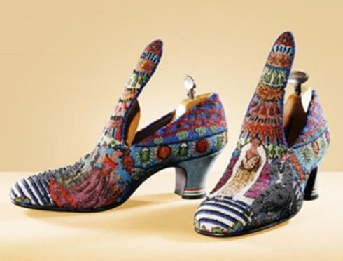 Le Bal shoes, 1924