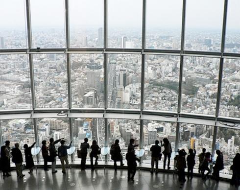 Mori Art Museum Tokyo View
