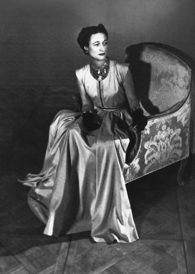 Wallis Simpson . Ph. by Horst P. Horst