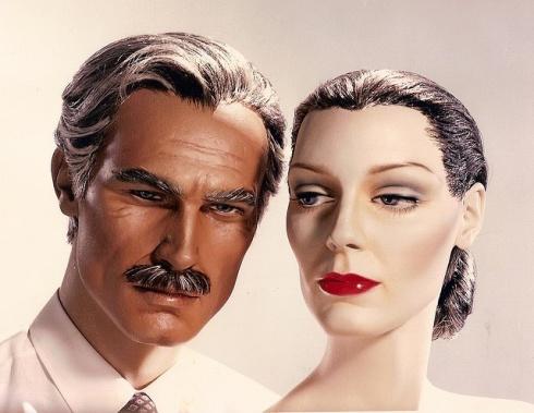 vintage rootstein couple