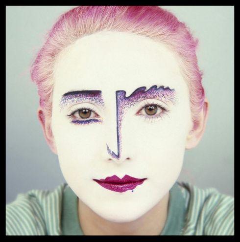 Vivienne Lynn, makeup Richard Sharah