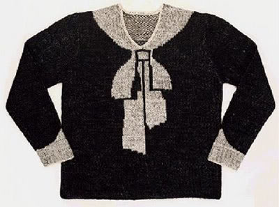 trompe-loil-bow-sweater-by-Elsa-Schiaparelli-1927