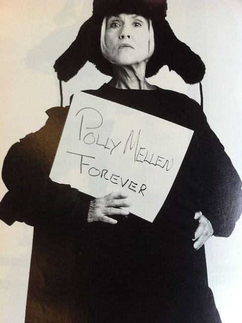 Polly Mellen