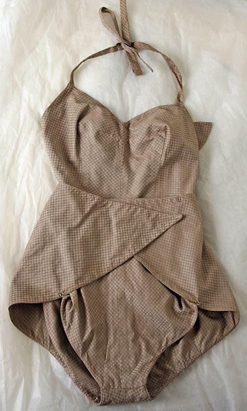 bathing suit 1951