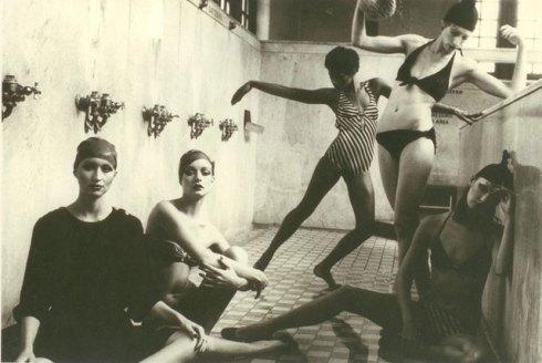 Bathhouse by Deborah Turbeville