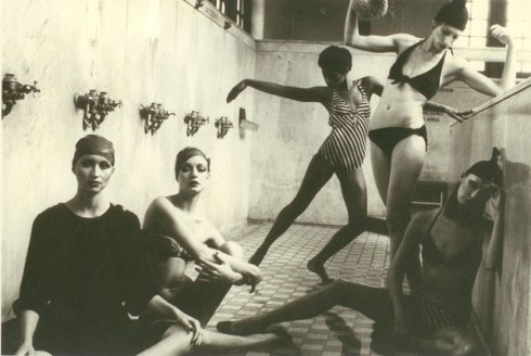Bathhouse by Deborah Turbeville