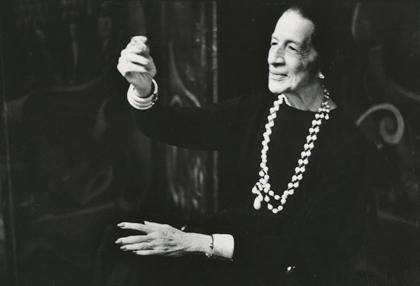 Diana-Vreeland- december 1980