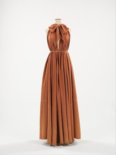 Evening dress - Clare McCardell 1945