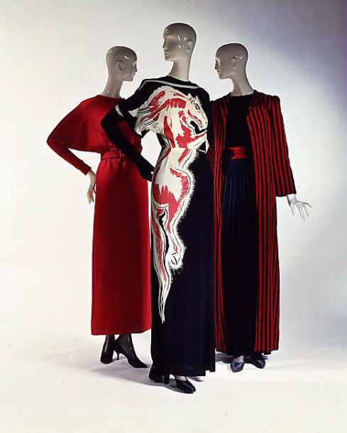 evening ensemble 1937