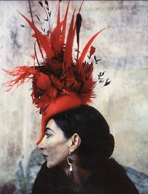 Portrait of Carmen Freidberg, Mexico, 1997