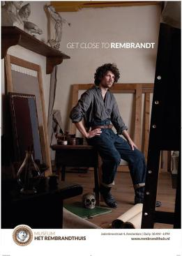 Poster-Rembrandt