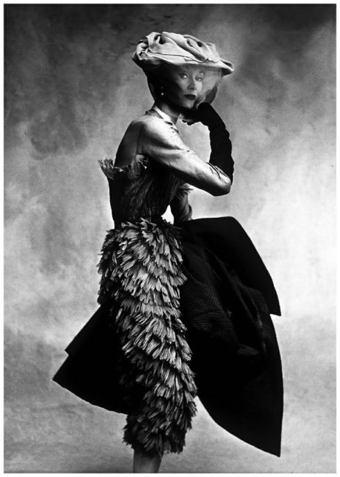 Balenciaga Vogue, 1950