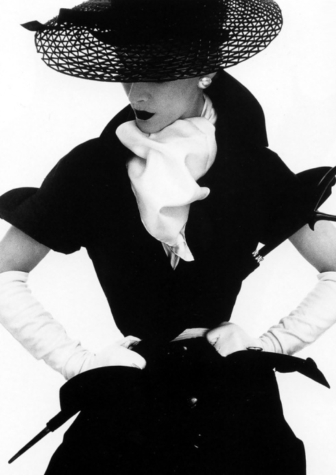 lisa by Irving Penn