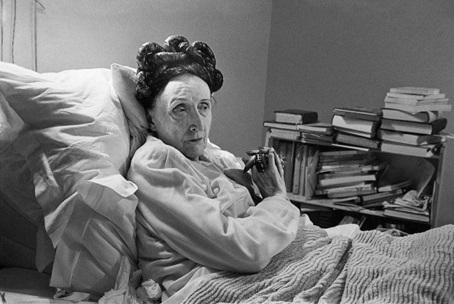 Edith Sitwell, 1962
