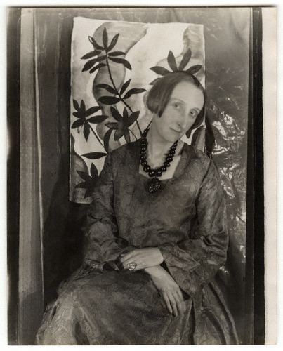 Dame Edith Sitwell,by Cecil Beaton