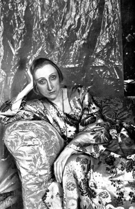 Dame Edith Sitwell: 'Good Taste is the Worst Vice ever invented.' |