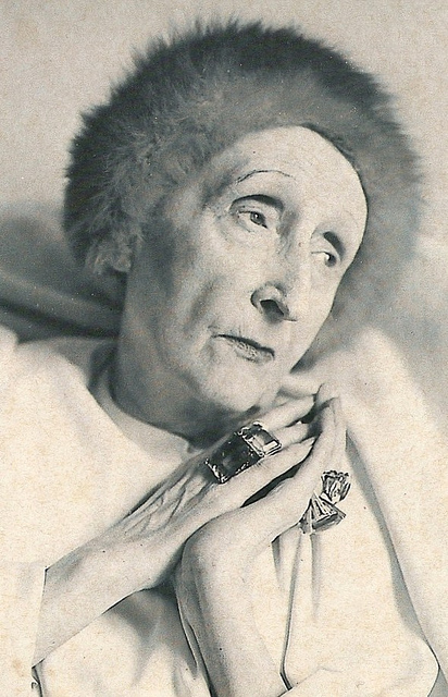 Cecil Beaton, Portrait of Edith Sitwell,1960's m
