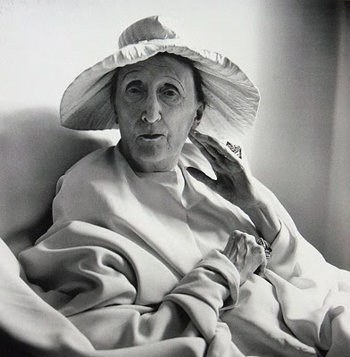 Cecil Beaton, Portrait of Edith Sitwell,1962