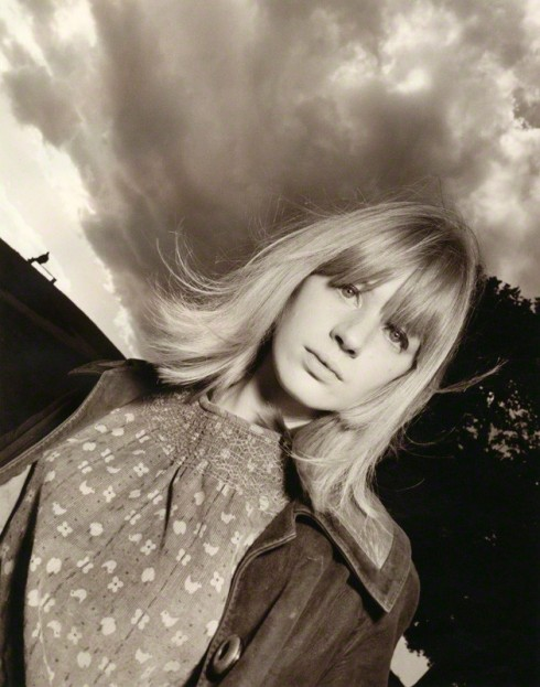 Marianne Faithfull by David Bailey