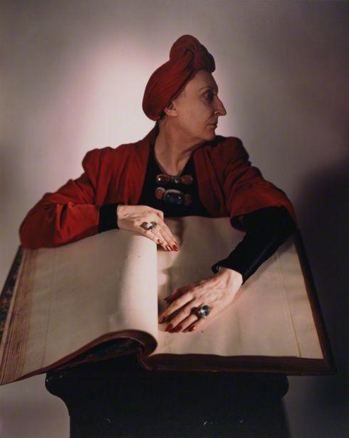 horst. p. horst portrait