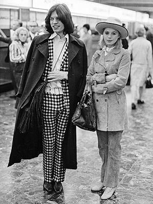 Mick Jagger & Marianne Faithfull (7)