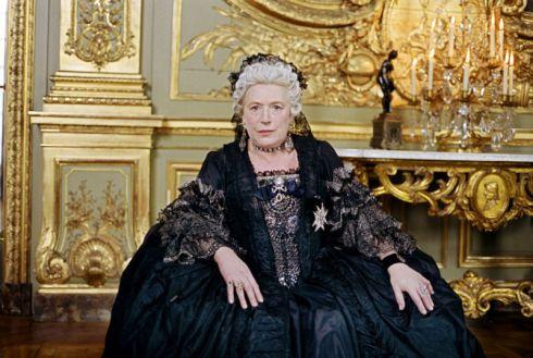 Marianne Faithfull, mother Marie Antoinette