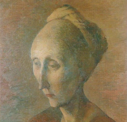 pavel painting of edith