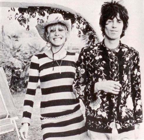 Anita & Keith
