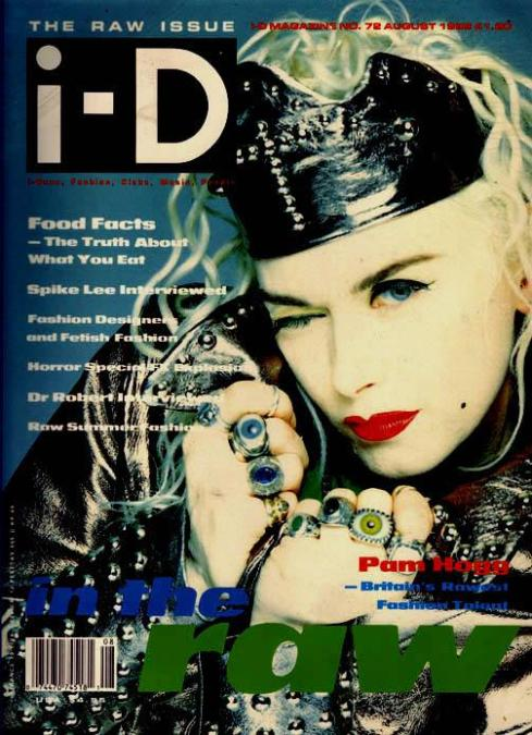 I-D cover