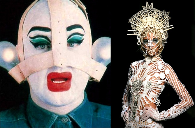 Leigh bowery inspired designers photographers a painter part two - Age de jean paul gaultier ...
