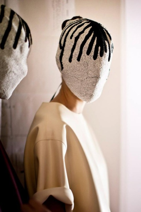 Maison Margiela haute couture fall 2013