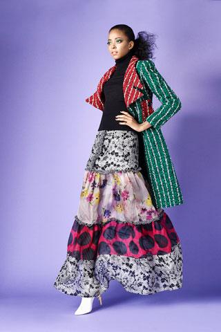 Duro Olowu, Ready to Wear, Fall Winter, 2012,