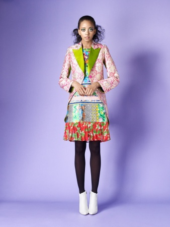 Duro Olowu, Ready to Wear, Fall Winter, 2012, New York