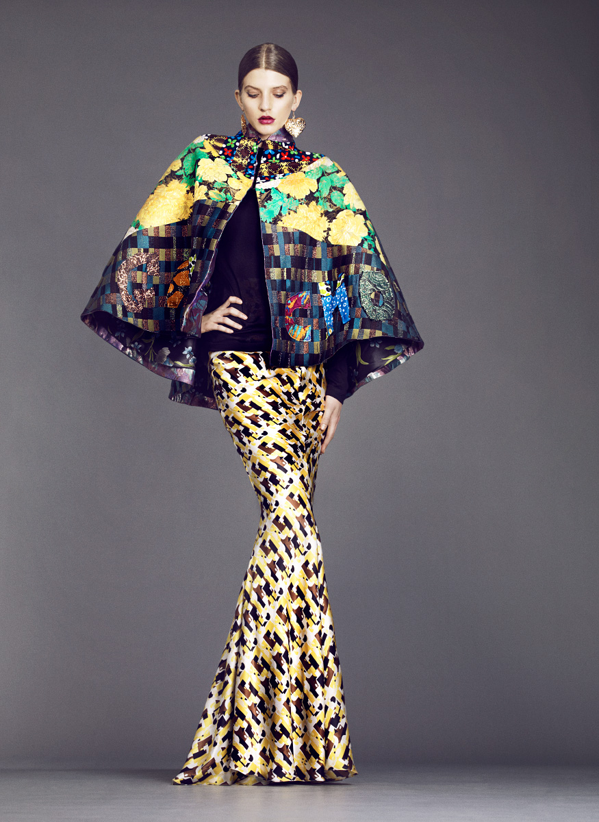 Duro olowu impressed with a vibrant mix of african prints