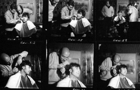 John lennon haircut 1966