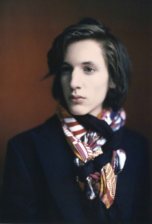 Photo by Paolo Roversi for d`Hermes fw 2008