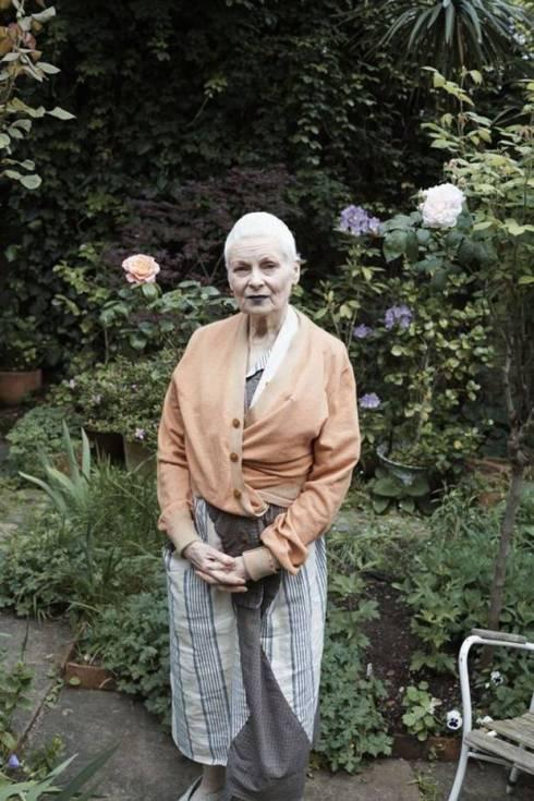 Vivienne Westwood. ph. Juergen Teller