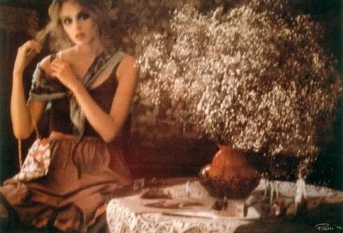 Sarah Moon Pirelli Calendar 1972