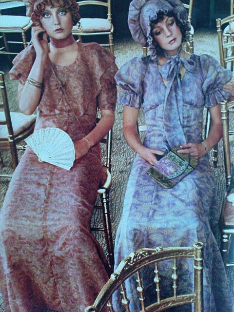 Seventeen Magazine January 1971, Photography Sarah Moon