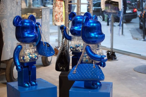 Colette collaboration with Chanel