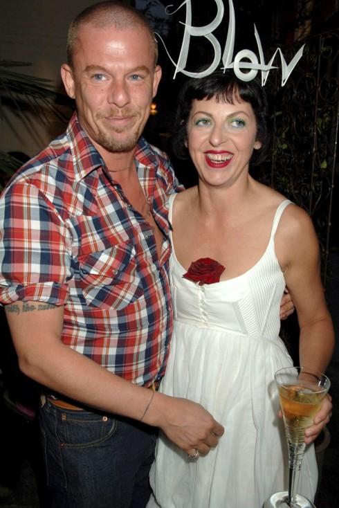Alexander McQueen & Isabella Blow