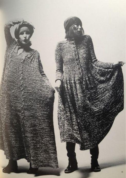 1978  Issey Miyake East Meets West, by Tatsuo Masubuchi