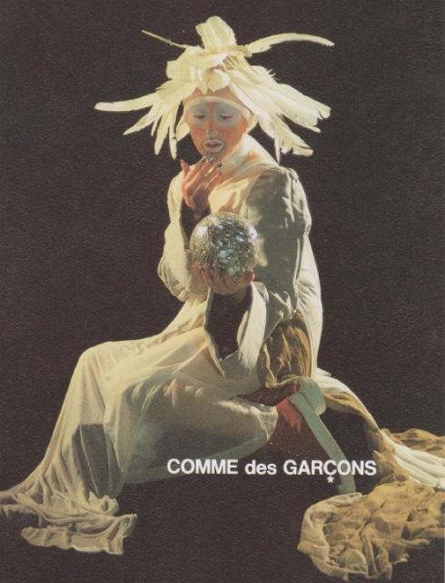 Comme Des Garçons & Cindy Sherman