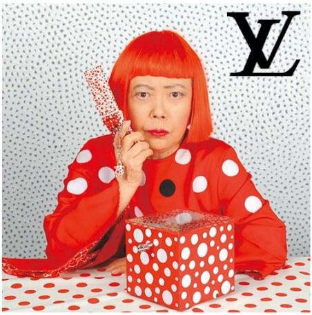 Louis Vuitton & Yayoi Kusama