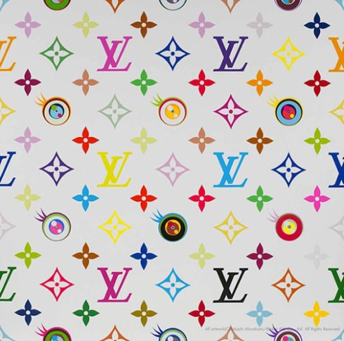 Louis Vuitton & Takashi Murakami'