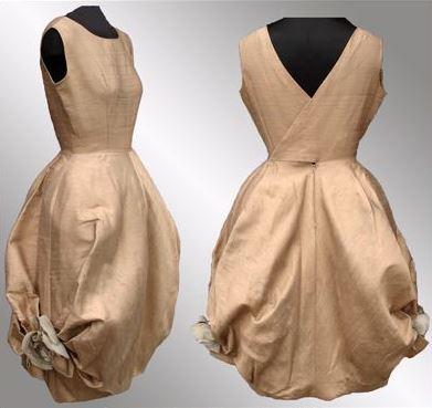 Pierre Cardin Bubble Dress