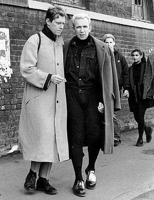 Martin Margiela & Jean Paul Gaultier