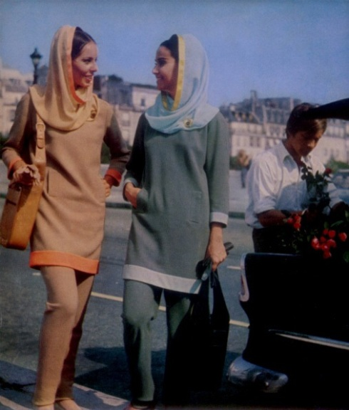 Pierre Cardin for PIA