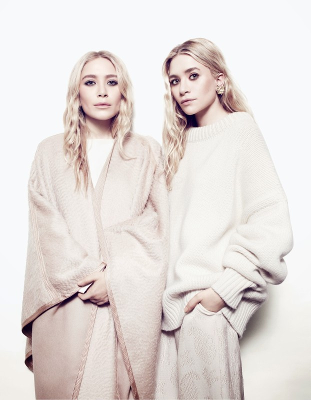 Clothing Designers Named Ashley Mary Kate Olsen and Ashley